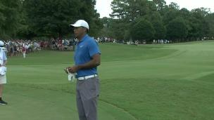Le Tiger Woods des beaux jours après 3 rondes!