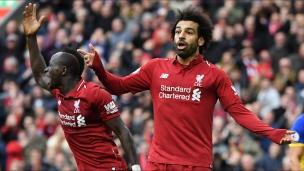 Liverpool 3 - Southampton 0