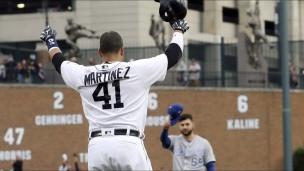 Victor Martinez fait ses adieux