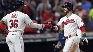Red Sox 4 - Indians 5