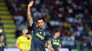 Frosinone 0 - Juventus 2