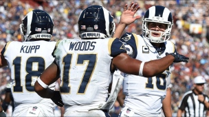 Chargers 23 - Rams 35