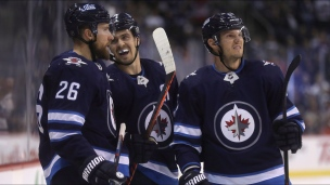 Oilers 3 - Jets 5