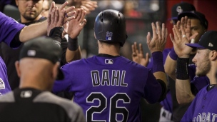 Rockies 2 - Diamondbacks 0