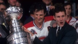 Denis Savard et Guy Carbonneau