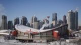 Le Scotiabank Saddledome de Calgary