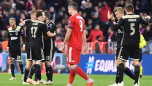 Bayern Munich 1 - Ajax 1