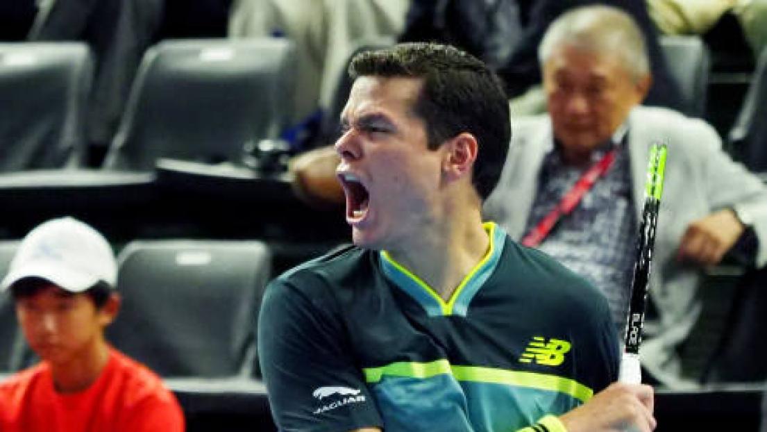 ATP : Milos Raonic et Denis Shapovalov accèdent au 2e tour à Tokyo