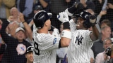 Aaron Judge et Andrew McCutchen
