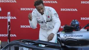 Hamilton conforte son avance au sommet du classement