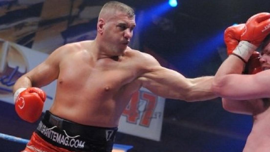 L'ancien boxeur québécois Patrice L'Heureux n'est plus