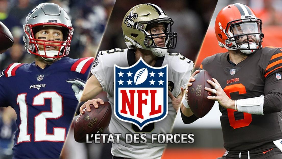 État des forces NFL - Semaine 6