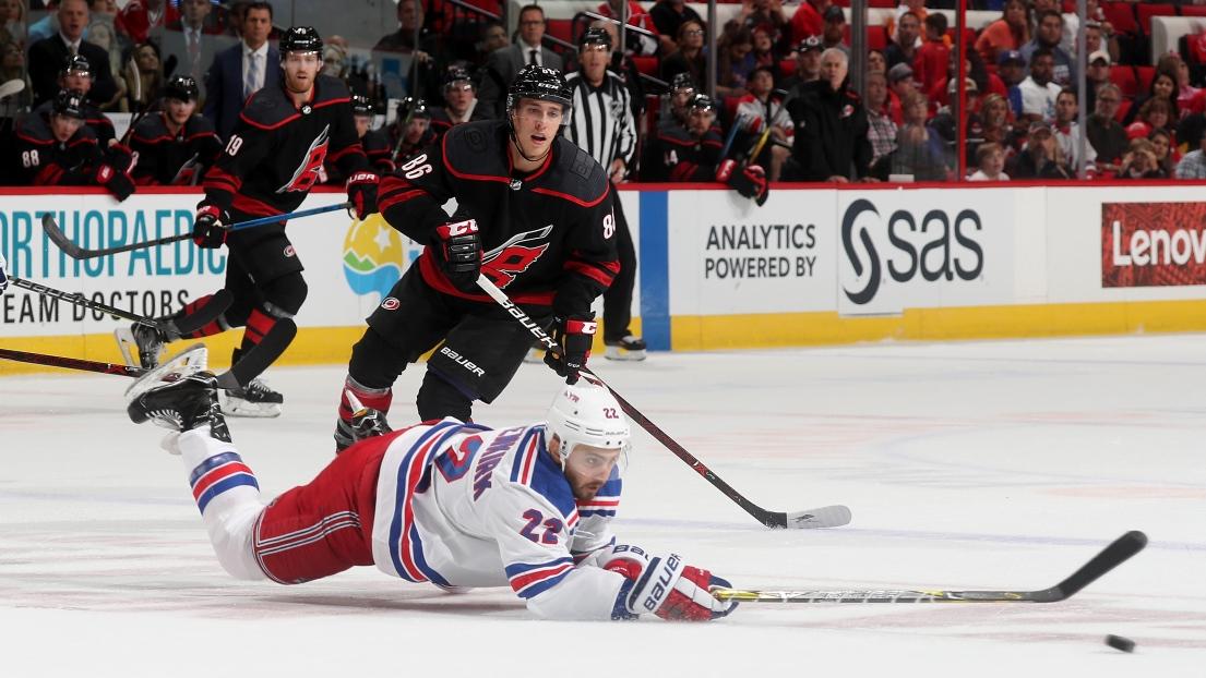 Les Rangers ont officialisé le rachat du contrat de Kevin Shattenkirk — LNH