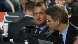 Rob Blake et Luc Robitaille