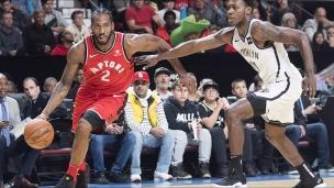 Nets 91 - Raptors 118