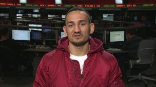 UFC 231 : Holloway est prêt pour Ortega