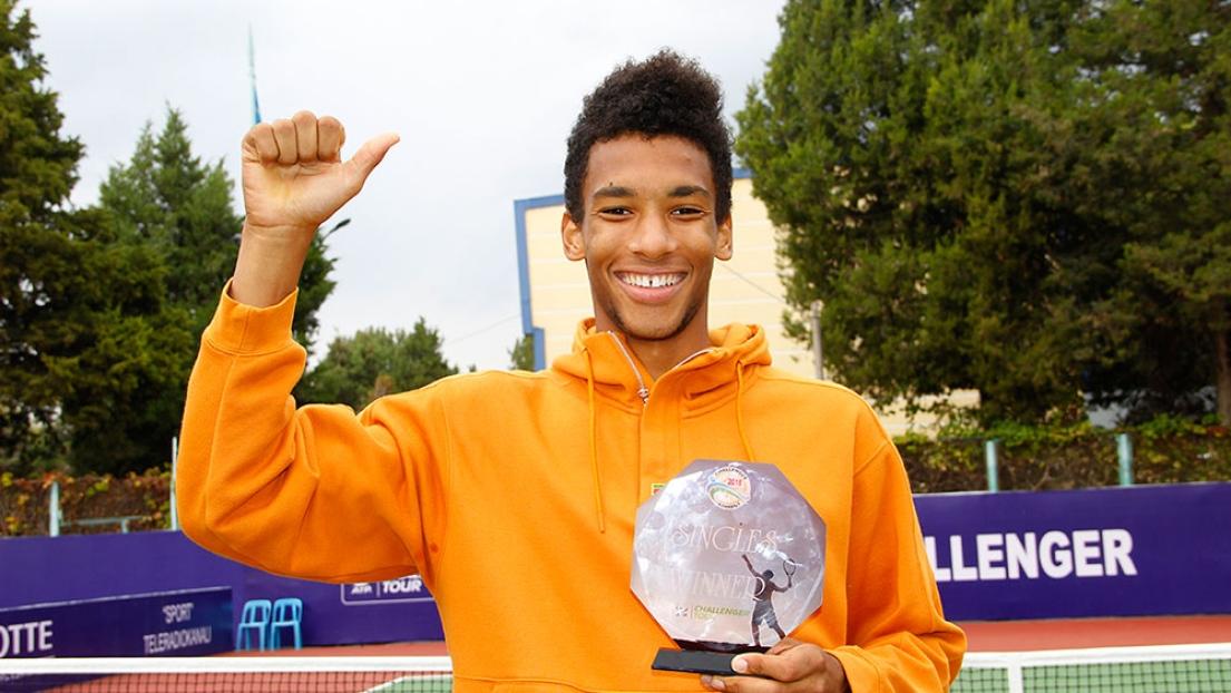 Félix Auger-Aliassime contraint à l'abandon à Anvers — ATP