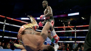 Terence Crawford toujours au sommet