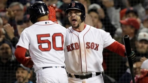 Astros 5 - Red Sox 7