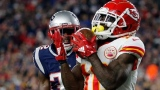 Tyreek Hill contre les Patriots