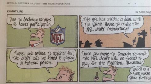 Une BD du Washington Post