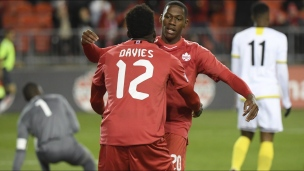 Canada 5 - Dominique 0
