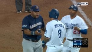 Machado et Aguilar en ont long à se dire