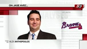 Une saison remarquable pour Anthopoulos et les Braves
