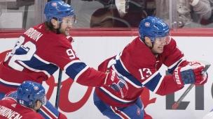 Troisième victoire de suite pour les Canadiens