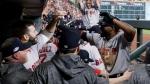 Les Red Sox ont les Astros dans les câbles