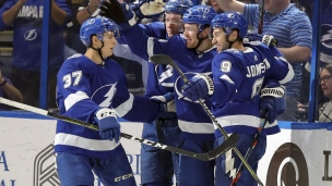 Red Wings 1 - Lightning 3
