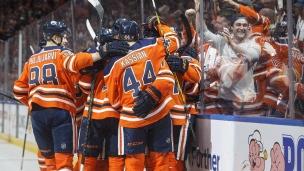 Bruins 2 - Oilers 3 (Prol.)