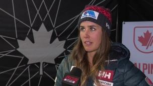 Marie-Michèle Gagnon délaisse le slalom