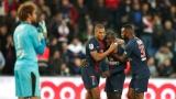 Kylian Mbappé, Diaby et Kevin Rimane