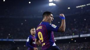 FC Barcelone 4 - Séville 2