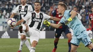 Juventus 1 - Gênes 1