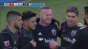 D.C. United 3 - NYC FC 1