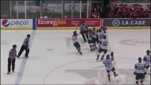 Mooseheads 4 - Voltigeurs 3 (Prolongation)