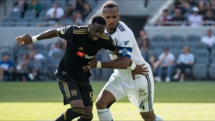 LAFC 2 - Whitecaps 2