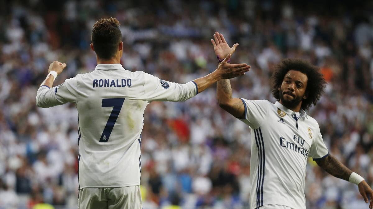 Ronaldo, Marcelo