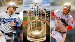 Dodgers c. Red Sox - 2018
