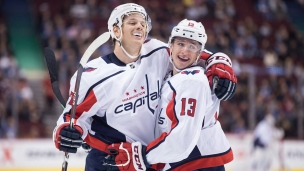 Capitals 5 - Canucks 2