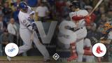 Dodgers et Red Sox en Série Mondiale 2018