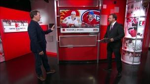 L'adversaire : Flames-Canadiens