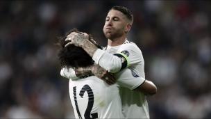 Real Madrid 2 - Plzen 1