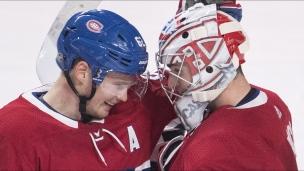 L'histoire du match : Flames-Canadiens