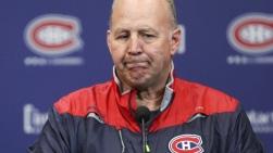 L'entraîneur-chef Claude Julien