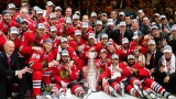 Les Blackhawks de Chicago remportaient la Coupe Stanley au printemps 2015