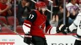 Ouaip, Alex Galchenyuk se débrouille pas pire avec les Coyotes