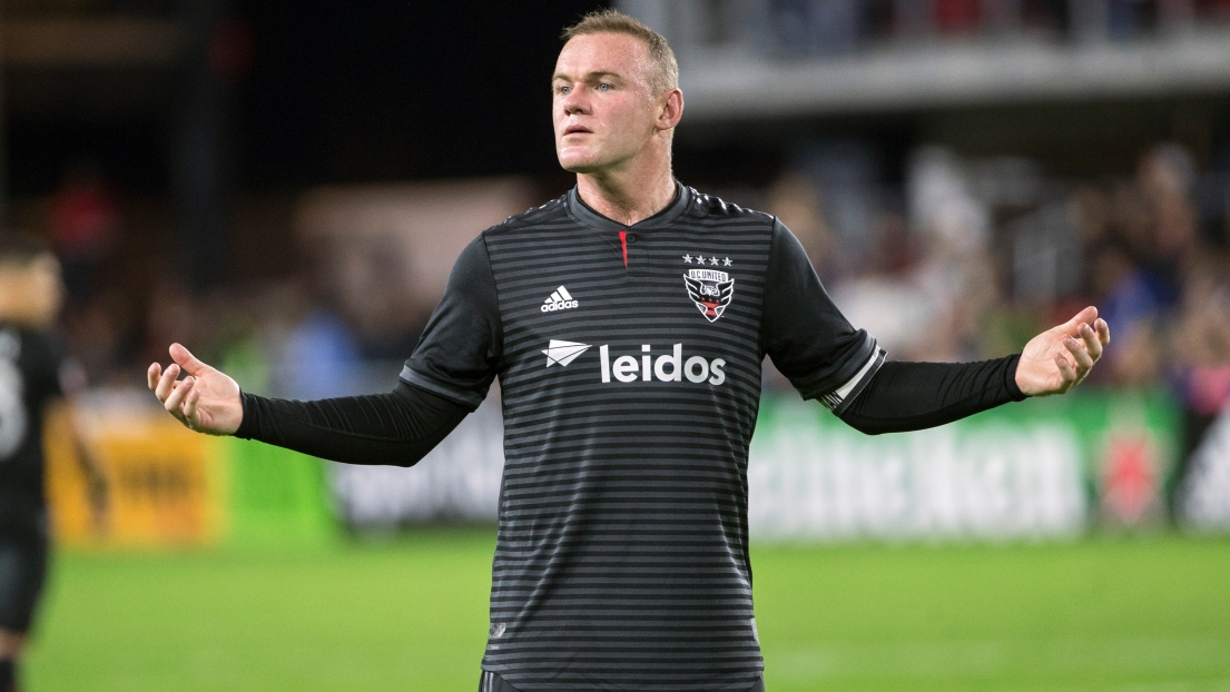 Wayne Rooney arrêté pour ivresse publique aux Etats Unis